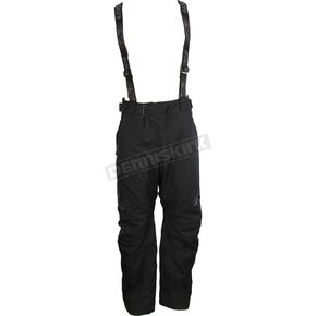 FXR Racing Black Fuel Waist Pants - 180102-1000-13