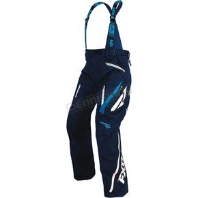 FXR Racing Navy/Blue/White Mission X Pants - 170112-4540-10