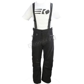 FXR Racing Black Vertical Pro Softshell Pants - 180905-1000-16