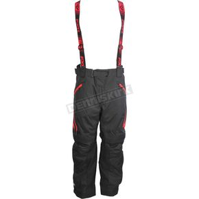 FXR Racing Black/Red X System Pants - 180110-1020-19