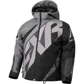 FXR Racing Youth Black Ops CX Jacket - 180402-1010-16