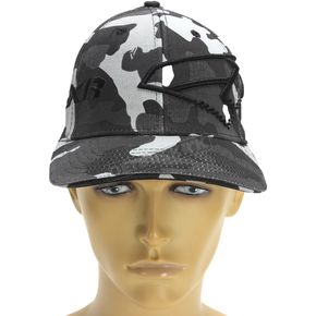 FXR Racing Gray Urban Camo Split Hat - 171626-0600-15