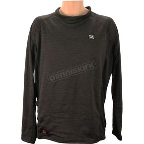 Black 7.4V Heated Primer Base Layer Long-Sleeve Shirt
