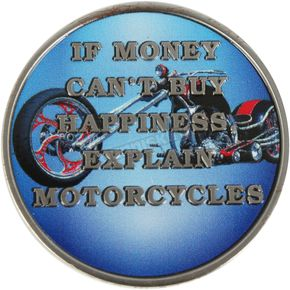 If Money Challenge Coin - IF-MONEY