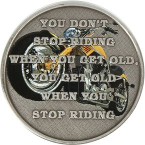 You Don't Challenge Coin - YOU-DON'T-STOP