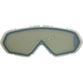 Light Smoke Mirror Dual Pane Lens for Assault Goggles - YH16/DL MLS