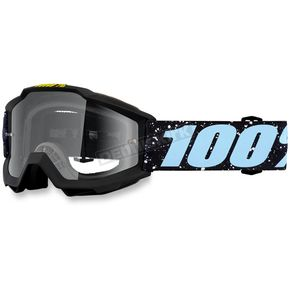 100% Accuri Youth Milkyway Goggles w/Clear Lens - 50300-196-02