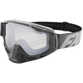 FXR Racing Black Ops Boost Clear Goggle - 183104-1010-00