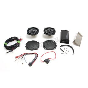 Klock Werks Powered by Kicker, Audio Fit Front Speaker Kit - 4405-0471