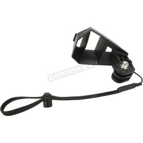 Black Chin Vent Camera Mount for F5 Helmets - 3846-000-000-000