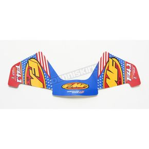 FMF Factory 4.1 Mixon U.S.A Decal - 014825