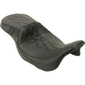 Black Outcast Daddy Long Legs Double Diamond 2-Up Seat - LK-997DLGT2