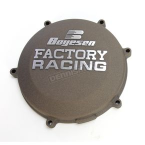 Boyesen Magnesium Factory Clutch Cover - CC-18AM