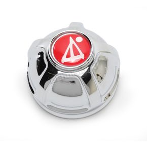 Battistinis Chrome Oil Filler Cap - 50-252