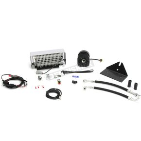 Stainless Steel Oil Cooler Kit - DY-1SS