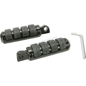 Small Diameter Soft-Ride Footpegs - 1603-0353