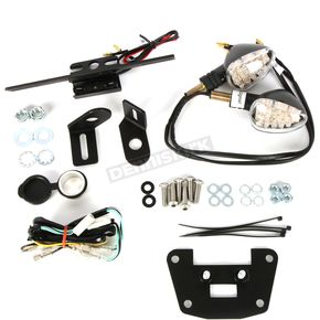 Tail Kit w/LED Turn Signals - 22-264LED-L