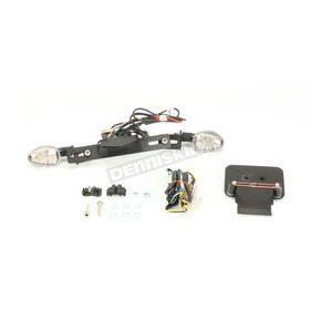Tail Kit w/LED Turn Signals - 22-265LED-L