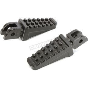 Black Road Racing Drivers Serrated Footpegs - 09-860-6B
