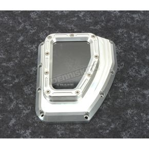 Raw Machined Assault Series Cam Cover - TM-017R