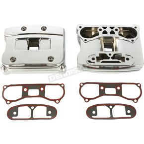 Chrome Rocker Box Cover Set - 42-0754