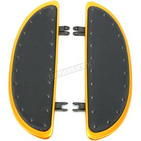 14 in. Black Banana Boards w/Black Rivets - 105-G
