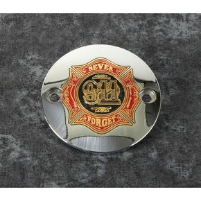 Chrome 911 Never Forget Timing Cover - 911-13-63