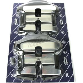 Platinum Cut Scallop Rocker Box Cover - 0177-2070-BMP