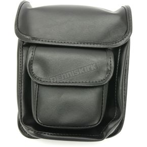 Black Double Add-A-Pocket Pouch - H15AP-2BK