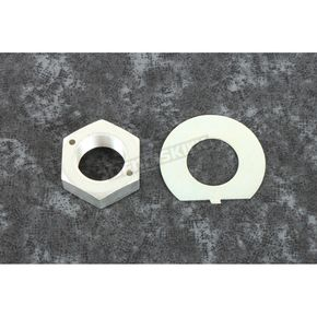 Zinc Stem Nut and Lockwasher Kit - 8808-2