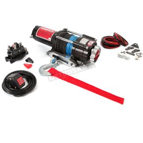 2500 lb. Winch w/Synthetic Rope - 458243