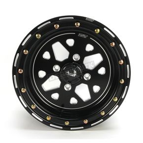 DWT Douglas Wheel Stealth LOK 14 x 7 Wheel - 986-25B