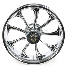 Rear 18 in.  x 5.5 in. One-Piece Revolt Forged Aluminum Wheel w/ABS - 18550-9210A-124