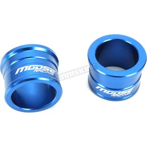 Blue Fast Front Wheel Spacers - 0222-0559