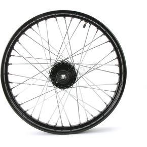 Black Tubeless 21x2.15 40 Spoke Front Wheel - 51710