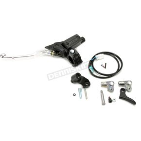 Black/Silver 9.5mm Hydraulic Clutch Master Cylinder for Husaberg, Husqvarna KTM - 2700184
