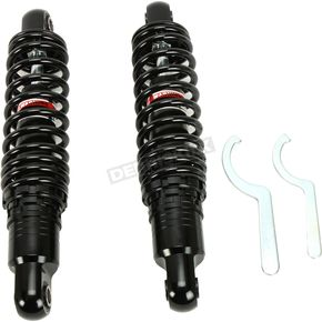 12 in. Black Heavy Duty Premium Ride Height Adjustable Shock - 1310-1672
