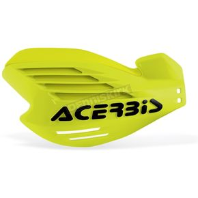 Acerbis Fluorescent Yellow X-Force Handguards - 2170324310