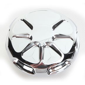 LA Choppers Artistic Chrome Fusion Gas Cap - LA-F320-00