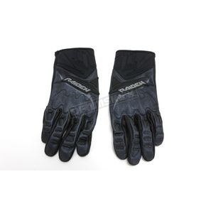 Icon - Raiden Black UX Gloves - 3301-2740