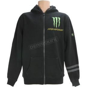 Pro Circuit Black Blaze Monster Energy Hoody - 6511530-020