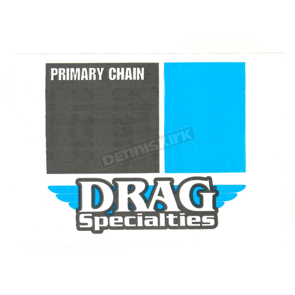 Drag Specialties Primary Chain - 1120-0282