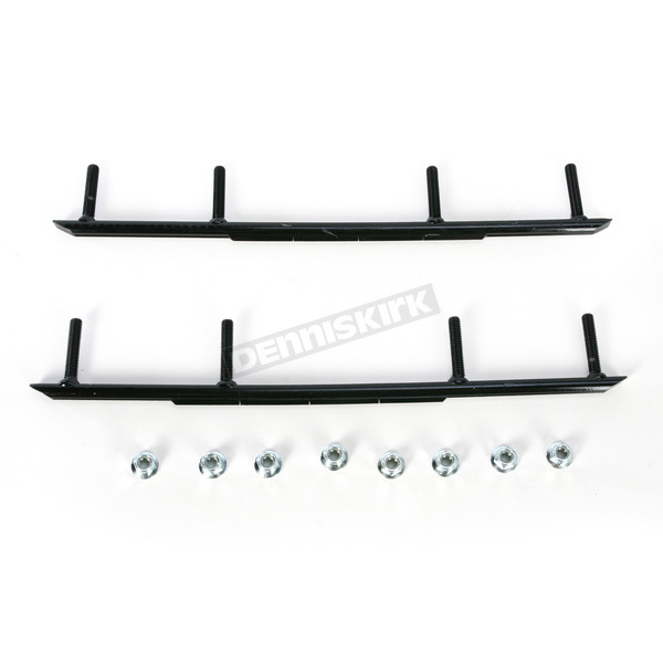 Woodys Snocross Competition Flat-Top Wear Bars - SCC-5008