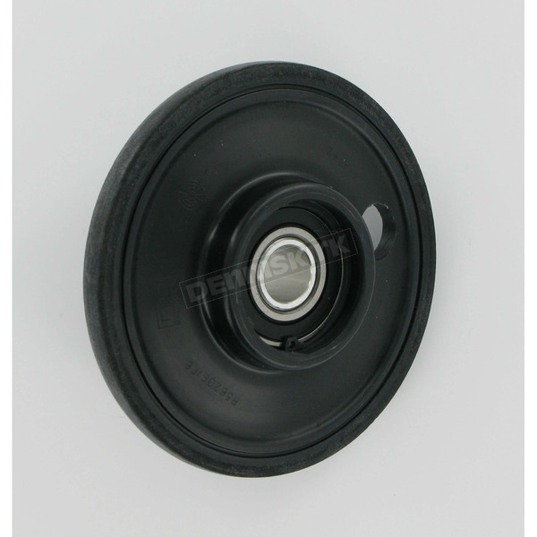 Parts Unlimited Black Idler Wheel w/Bearing - 4702-0087