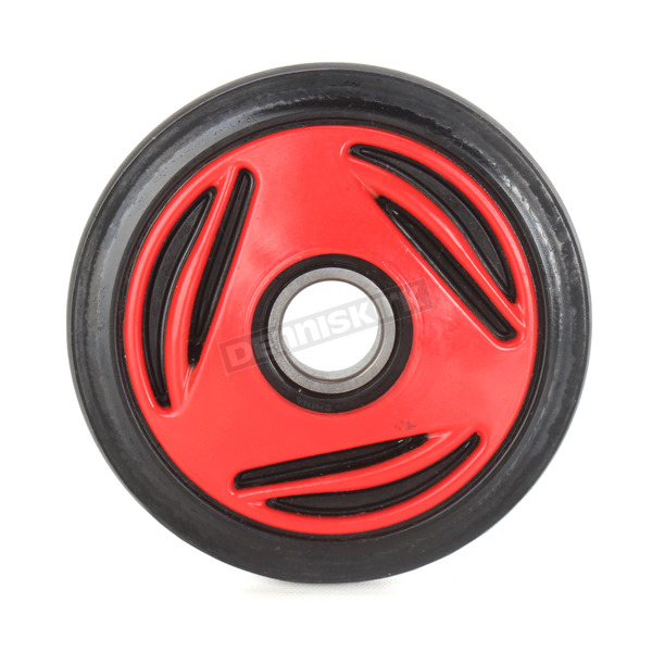 Kimpex Red Idler Wheel w/Bearing - 04-0135-25