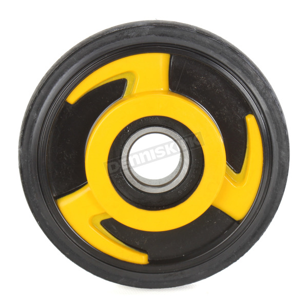 Kimpex Yellow Idler Wheel w/Bearing - 04-1130-28