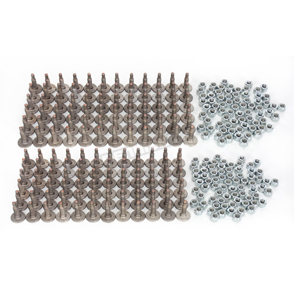 Woodys Signature Series Stainless Steel 1.470 in. Carbide Studs - SSP-1075-C