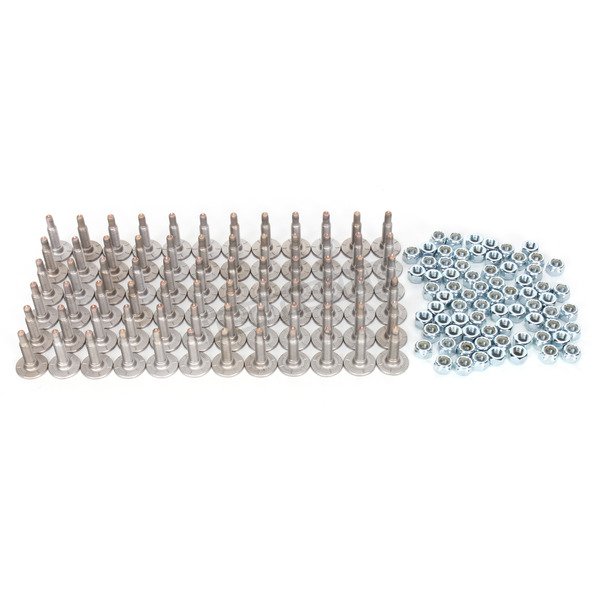 Woodys Signature Series Stainless Steel 1.575 in. Long Carbide Studs - SSP-1175-C