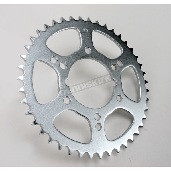 Parts Unlimited 43 Tooth Rear Sprocket - 1210-0283
