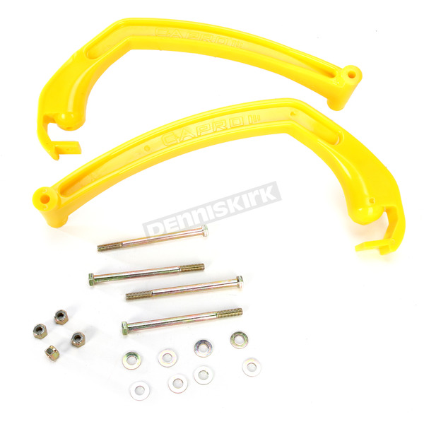C&A Pro Yellow Replacement Ski Handles - 77020365